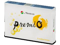 Menicon PremiO (6 lęšiai)