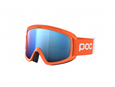 POC Opsin Clarity Comp Fluorescent Orange/Spektris Blue