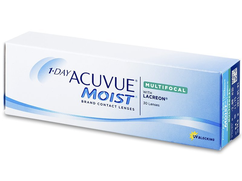 1 Day Acuvue Moist Multifocal (30 lęšių)