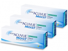 1 Day Acuvue Moist Multifocal (90 lęšių)