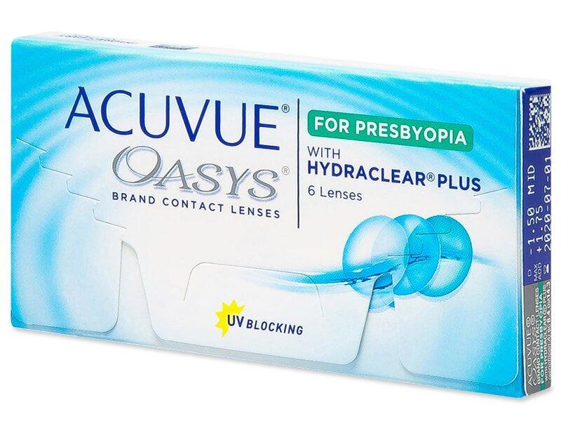 Acuvue Oasys for Presbyopia (6 lęšiai)