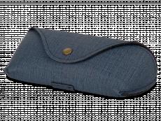 Mėlynas akinių dėklas SH224-1