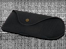 Juodas akinių dėklas SH224-1