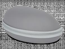 Pilkas dėklas akiniams BL031