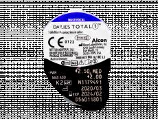 Dailies TOTAL1 Multifocal (30 lęšių)