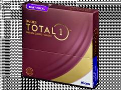 Dailies TOTAL1 Multifocal (90lęšių)