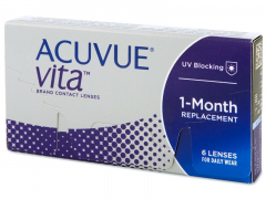 Acuvue Vita (6 lęšiai)