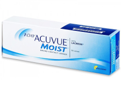 1 Day Acuvue Moist (30lęšių)