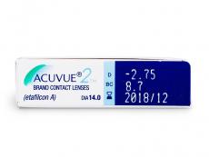 Acuvue 2 (6lęšiai)