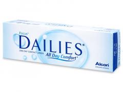 Focus Dailies All Day Comfort (30lęšių)