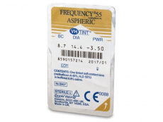 Frequency 55 Aspheric (6lęšiai)