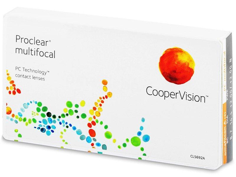 Proclear Multifocal (3lęšiai)