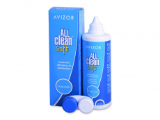 Valomasis tirpalas Avizor All Clean Soft 350 ml