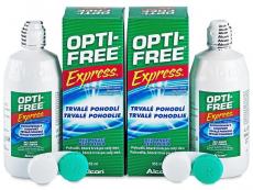 Valomasis tirpalas Opti-Free Express 2x355ml