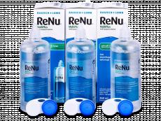 Valomasis tirpalas ReNu MultiPlus 3x360ml