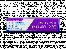 Air Optix Aqua Multifocal (3lęšiai)
