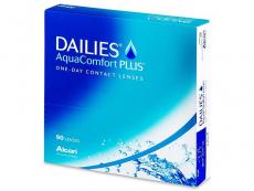 Dailies AquaComfort Plus (90lęšių)