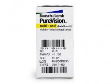 PureVision Multi-Focal (6lęšiai)