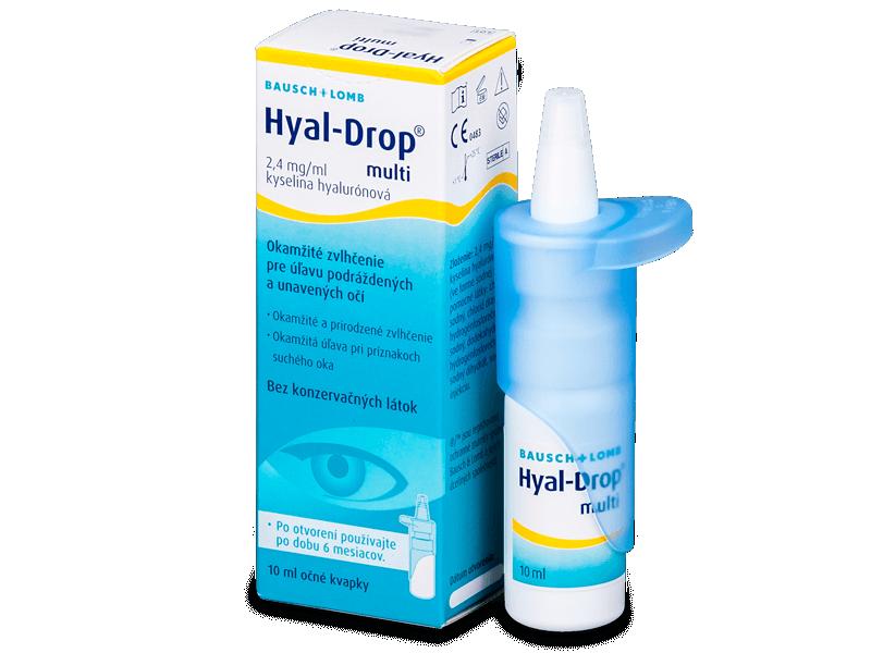 Akių lašai Hyal-Drop Multi 10ml