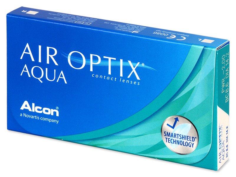 Air Optix Aqua (6lęšiai)