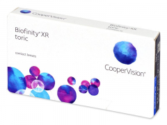 Biofinity XR Toric (3 lęšiai)